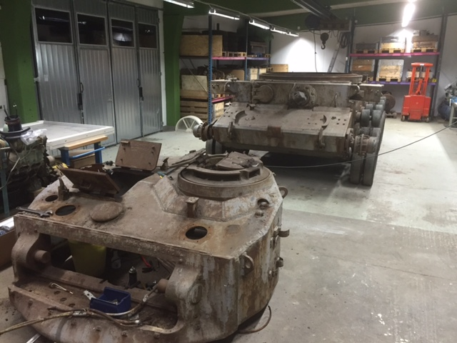 countersunk bolts for ww2 comet tank restoration